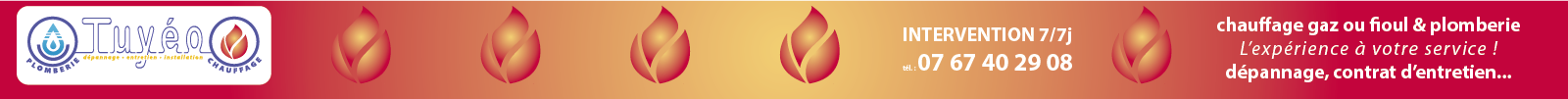 TUYEO : plomberie, chauffage...